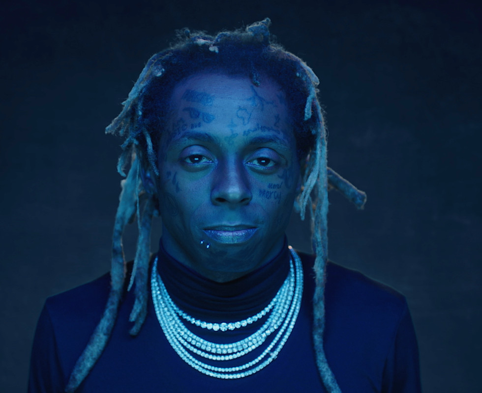 "Music video: Lil Wayne - ""Big Worm"""