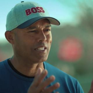 Advertising: BOSS Revolution Mariano Rivera
