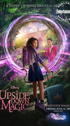 Promo TV Show: Upside-Down Magic
