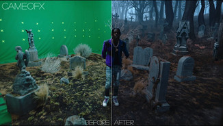 """KSI – """"Patience"""" ft. YUNGBLUD & Polo G I BEFORE AND AFTER VFX"""