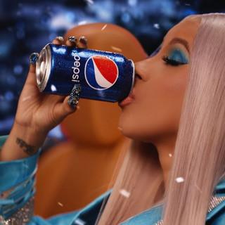 "Advertising: Pepsi - ""A Cardi Carol"""