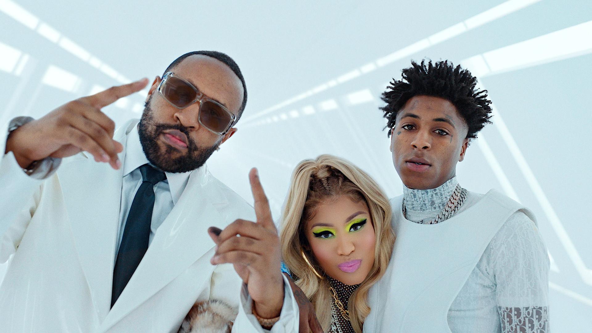 Mike WiLL feat. Nicki Minaj & NBA YoungBoy