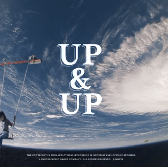 """Music video: Coldplay - """"Up&UP"""""""