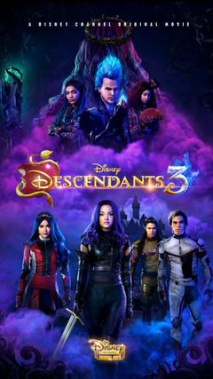 """Promo TV Show: Descendants 3 - """"Audrey"""""""