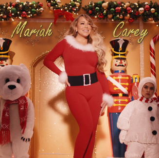 """Music video: Mariah Carey - """"All I Want for Christmas Is You"""""""