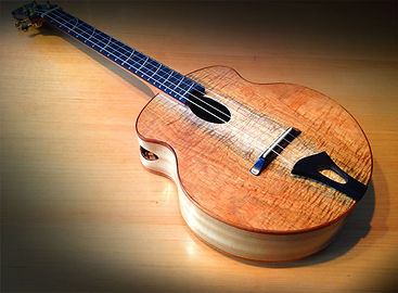 mark roberts guitars and custom ukuleles