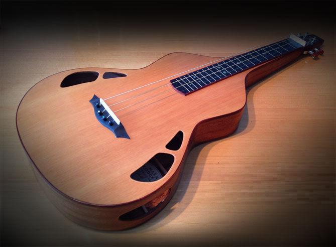 mark roberts guitars and custom ukuleles