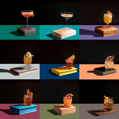 Ten Cocktails by Mail Monthly