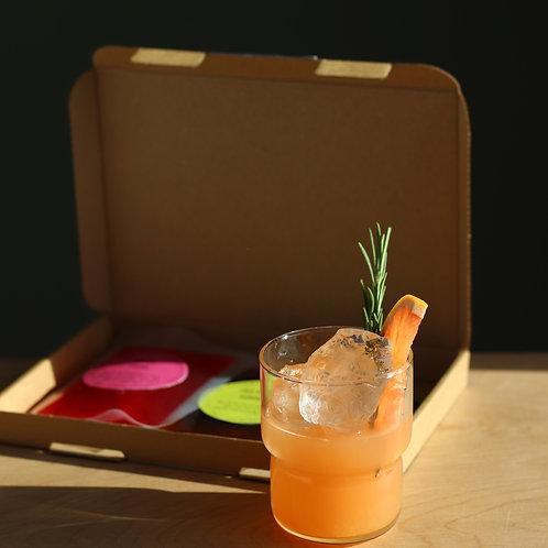 CBRE Cocktail Box