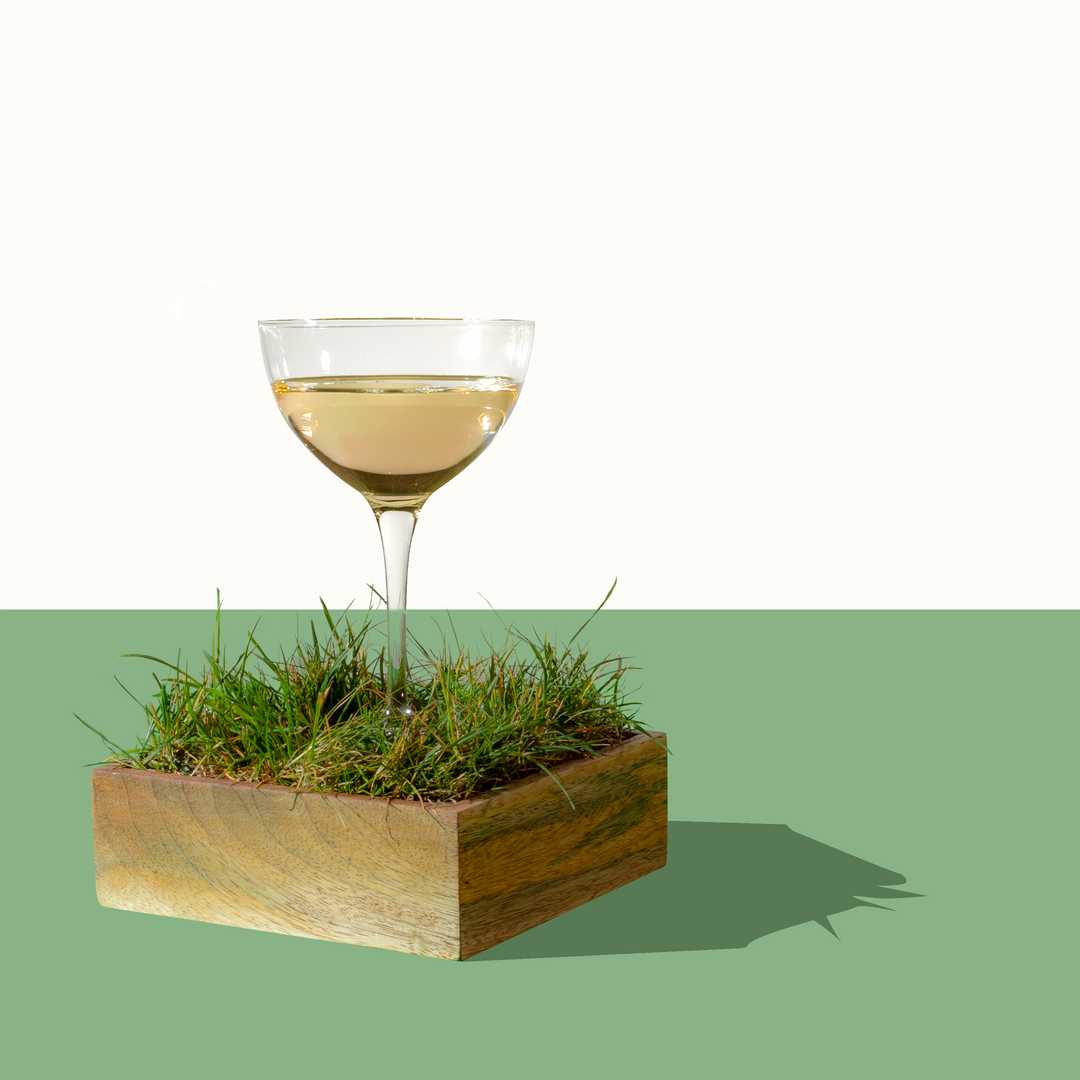 Cut Grass Martini
