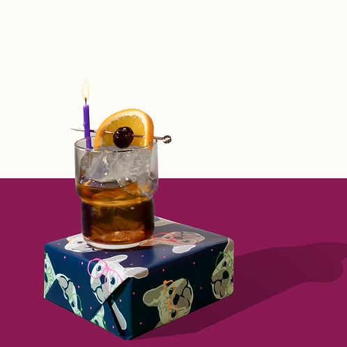 The Birthday Old Fashioned [JLL]