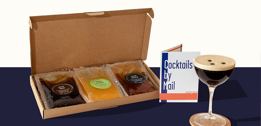 Dads! Dads! Dads! Whisky Cocktail Box [3/6]