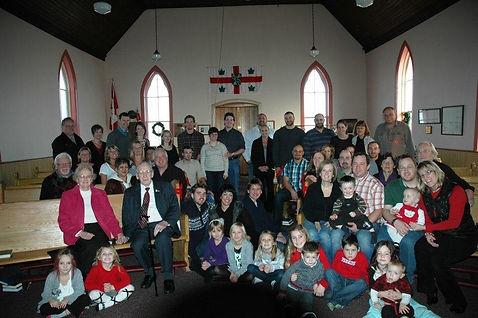 Mansfield Familly Christmas - 2011.JPG