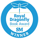 Dragonfly_Royal_Seal_Winner Book Awards