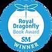 Dragonfly_Royal_Seal_Winner Book Awards