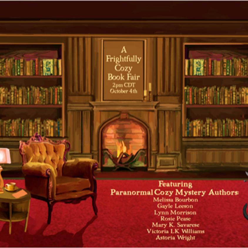 Frightfully Cozy Book Fair - Virtual Event