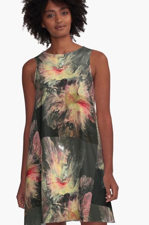 Dress- Flower Power