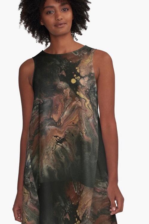 Dress- Rose Gold