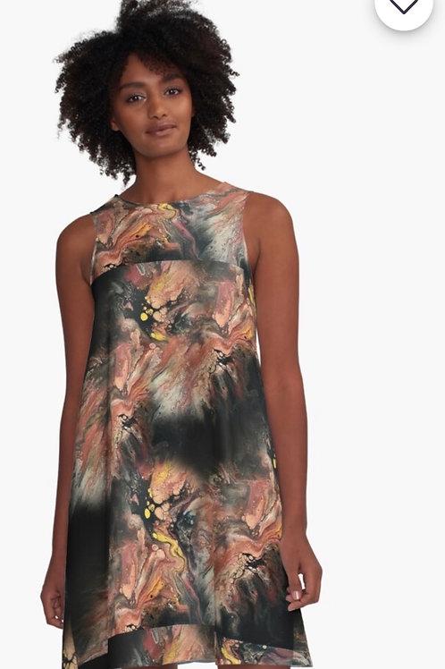 Dress- Vivid Rose Gold