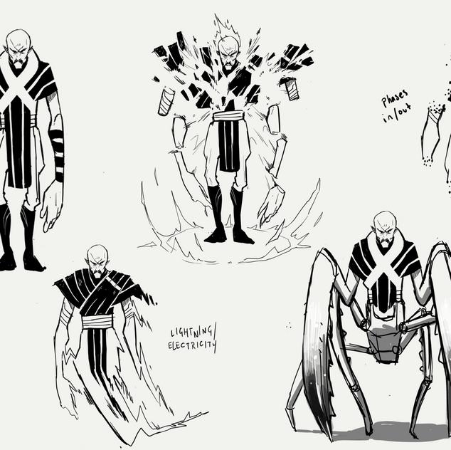 Villain Character Exploration