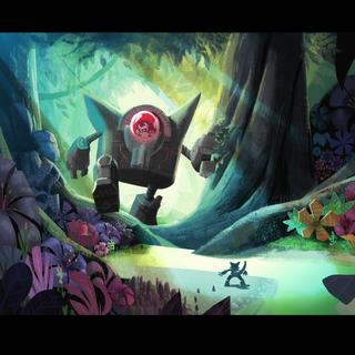 Jungle Bot