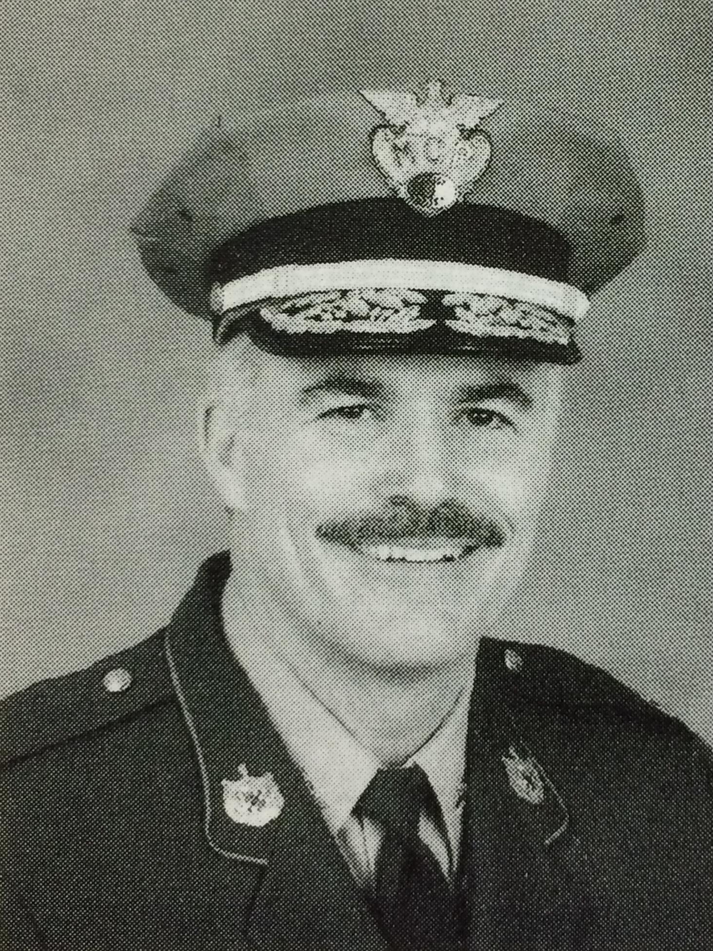 Chief J. Thomas Manger