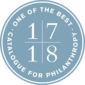 """Catalogue For Philanthropy - """"One of the Best"""" 2017-18"""