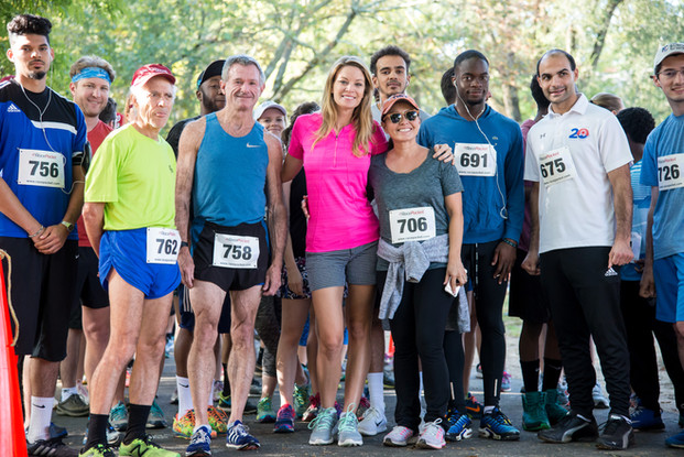 Thousands Raised -- Record-Breaking Turn-Out at DRT-Sponsored 5K Race for DC Kids
