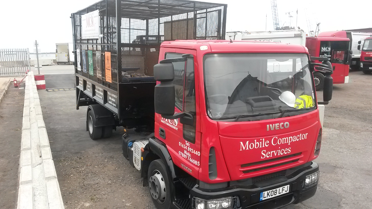 MCS Cage Lorry