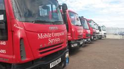 MCS Fleet