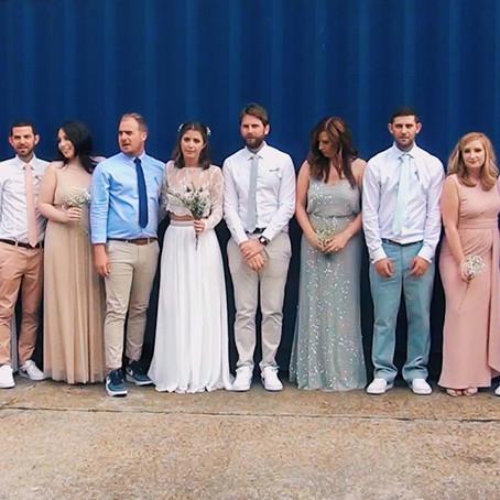 A Nautical Themed Wedding
