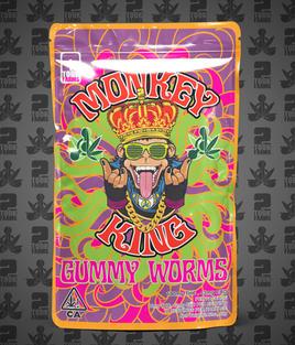 Monkey Worms Gummies