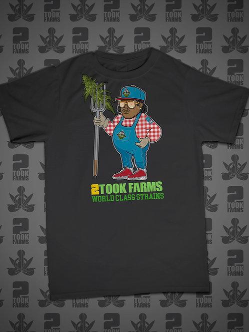 2Took Farms OG CEO T-Shirt