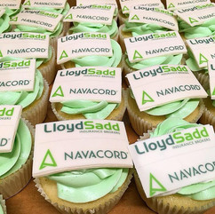 Conference Cupcakes