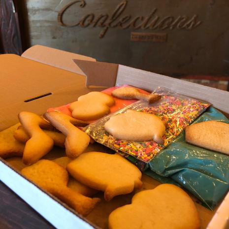 Ladylike Sugar Cookie Decorating Kit