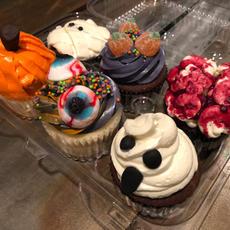 Halloween Cupcakes #2