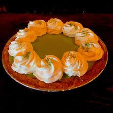 9-Inch Key Lime Pie