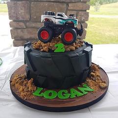 Smash Up Cake
