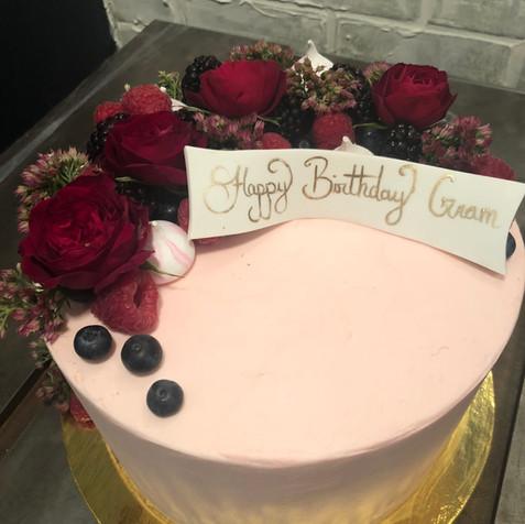 Happy Birthday Gram