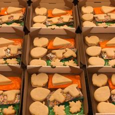 Thanksgiving Sugar Cookie Kits
