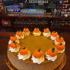 Pumpkin Spiced Cheesecake