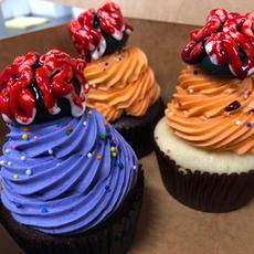 Halloween Cupcakes #3