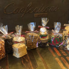 Bulk Corporate Christmas Cookie Gift Bags 10% Discount