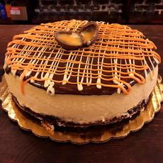 Cadbury Cream Cheesecake