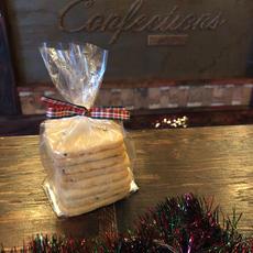 Lavendar Shortbread Cookies 8pc