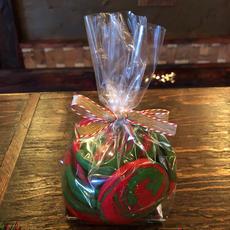 Christmas Sugar Cookies 8pc