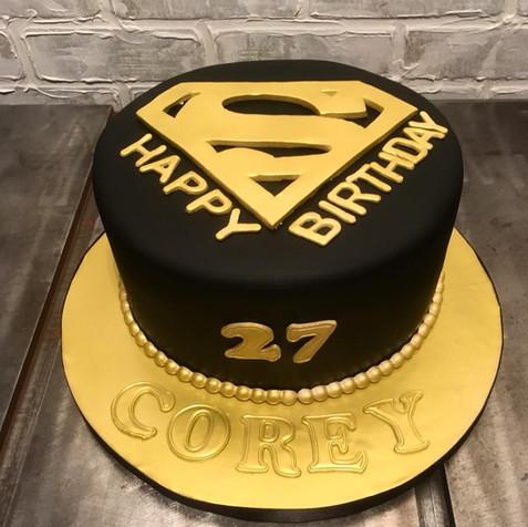 Happy Birthday Super Dad