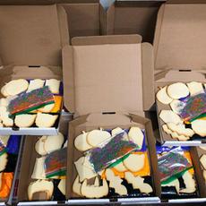 Halloween Sugar Cookie Kits