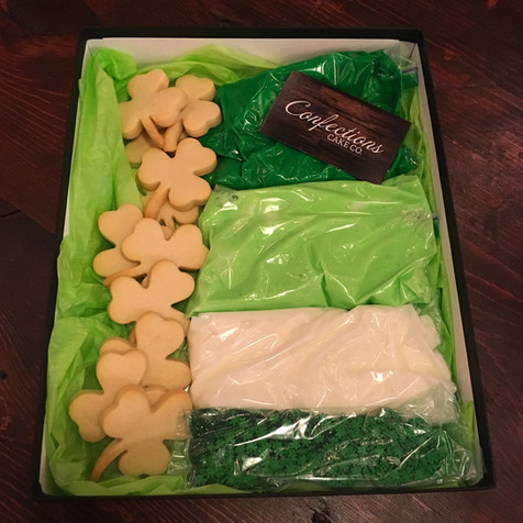 St. Patty's Day Cookie Kit