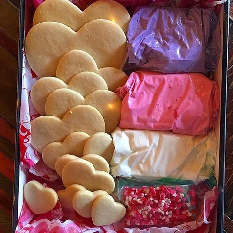 Valentines Cookie Kit